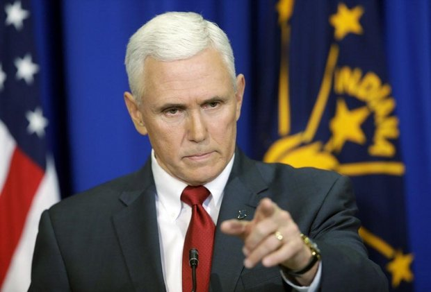Mike Pence, possible VP